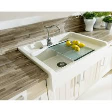 schock countertop kitchen sink largo m100 1 bowl cristadur polaris extra white
