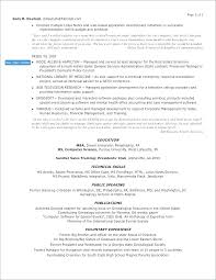 Html Resume Template Inspiration Account Manager Resume Template Account Manager Cv Example For
