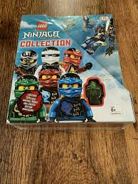 Lego Ninjago Masters of Spinjitzu X10 Book Collection for sale online