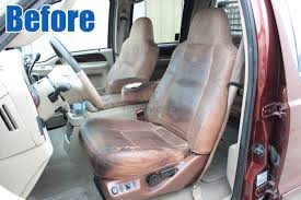 2003 2007 ford f 250 king ranch leather seat cover driver bottom king ranch