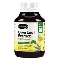Buy Comvita <b>Olive Leaf</b> Extract High Strength <b>60</b> Capsules Online at ...
