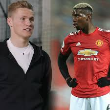 You can twist the woman somehow. Scott Mctominay Defends Manchester United Teammate Paul Pogba Manchester Evening News