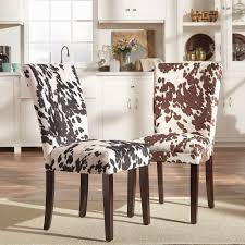 picture 40 of 44 cow print chair luxury portman cow hide cow print dining chair