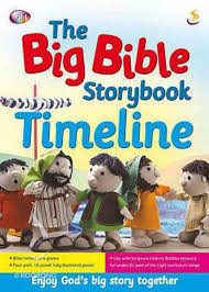 The Baker Book Of Bible Charts Maps And Timelines The Big Bible Storybook Timeline