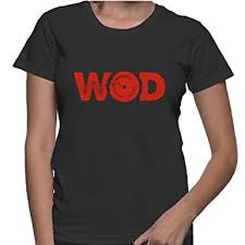Zazzle Crew Women T Shirt 100 Cotton Wod Amazon Co Uk