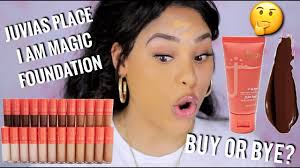 Testing New Juvias Place Foundation And Concealer Hot Or Not