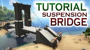 Ark Bridge Design How To Build A Bridge In Ark Survival Evolved