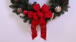 Light Up Christmas Bows How To Make A Christmas Bow