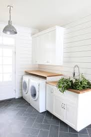 Penny Tile Kitchen Floor The Midway House Mudroom Studio Mcgee