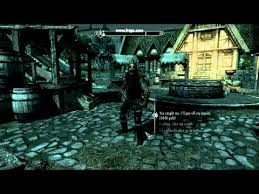 Skyrim Guard Quotes Mesmerizing Stop Right There Criminal Scum Skyrim YouTube