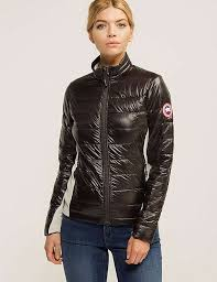 Canada Goose Hybridge Lite Jacket Black For Women L64h5479