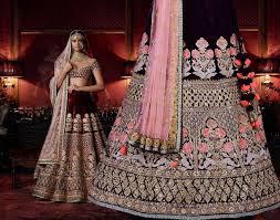 Designer Lehenga Replica Delhi Sabyasachi Lehenga Replicas At Bridal Outfits Bridal