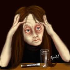 Bildresultat för rolig bild huvudvärk