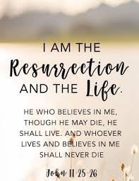 """Easter Quotes From The Bible Stunning Easter Quotes Bible Truths Jesus Said To Her """"I Am The"""