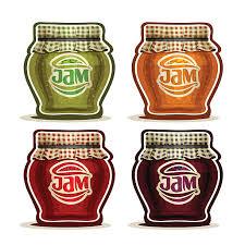 grape jelly clipart. Brilliant Clipart Vector Icon Fruit Jam In Glass Pot Vector Art Illustration Inside Grape Jelly Clipart E
