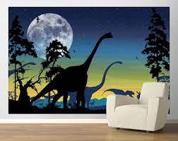 wall mural dinosaur wall decals