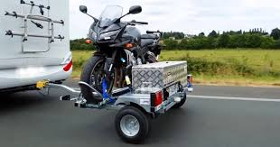 the remork easy load motorcycle trailer