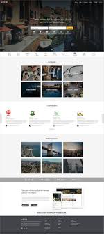 Template For Directory Listed Is Clean And Modern Design Psd Template For Directory