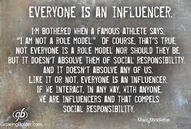 Famous Role Model Quotes