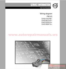 volvo fh16 wiring diagram volvo wiring diagrams volvo truck fm4 wiring diagram volvo fh wiring diagram