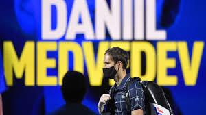 Теннис. Итоговый турнир АТП. Даниил Медведев обыграл Рафаэля Надаля и вышел  в финал - Прессбол