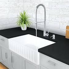 vigo sink reviews. Brilliant Sink Vigo Farmhouse Sink L X W Kitchen Matte Stone  Reviews And