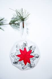 No-Sew Quilted Christmas Ornament - I Heart Nap Time & No-Sew Quilted Christmas Ornament... make this lovely (and deceptively easy Adamdwight.com