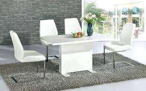 modern white dining room table modern white gloss dining table white gloss dining room furniture white