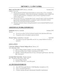 Examples Of Nanny Resumes Best Part Time Nanny Resume Sample Templates Examples Verbeco