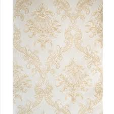 white wallpaper design texture. Delighful White Gold White Damask Wallpaper Luxury Classic European Style Vinyl Wall Paper  Home Decor Embossed Texture And Design R
