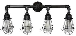 5 light bathroom vanity lights. industrial bathroom vanity lighting by loft essentials 5 light lights u