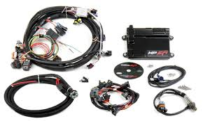 amazon com holley 550 602 hp efi, ecu and harness kit automotive engine computer wiring harness at Computer Wiring Harness