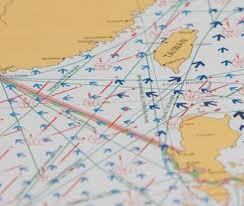 List Of Routeing Charts Meteorology Presentation Pptx Lates