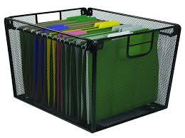 com staples mesh metal tabletop file holder black office s