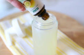 making hand soap with essential oils