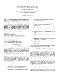 Research Proposal Format Ieee Resume Examples And Writing