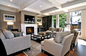 Modern Living Room With Fireplace Living Room Fascinating Fireplace Living Room Design Ideas Lounge