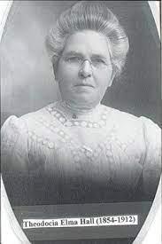 "Theodocia Elma ""Minnie"" Hall Mack (1854-1912) - Find A Grave Memorial"