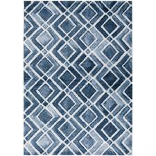 rugged popular living room rugs rug runner as navy blue and white area beautiful custom