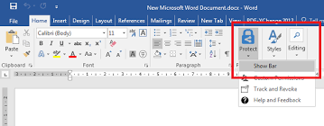 Word For Office Protecting Ms Office Documents Using Windows Information