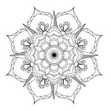 Mandalas Coloring Pages Pdf Free Printable Mandala Coloring Pages
