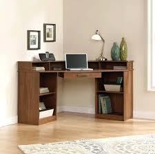 desk with shelves on top kids corner desk laptop desktop shelf for dorm room