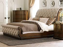 king size sleigh bed. Simple King Liberty Furniture Cotswold King Size Sleigh Bed 545BRKSL  Larger Photo Throughout G
