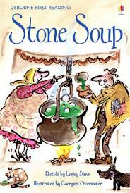 Book Reviews for Stone Soup By Lesley Sims | Toppsta