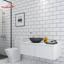 Großhandel 5 Mt Moderne Küche Fliesen Aufkleber Badezimmer