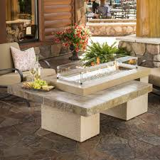 Outdoor Tile Table Top Top 15 Types Of Propane Patio Fire Pits With Table Buying Guide
