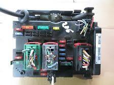 peugeot 206 1 6 16v petrol manual fuse box fusebox bsm module0 peugeot 206 bsm under bonnet fuse box module 9657608880 bsm b2 tested 1999 2009
