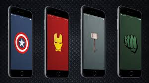 6 best marvel wallpaper apps for iphone 7 8 and x joy of