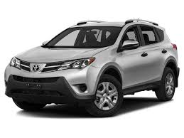 2015 Used Toyota RAV4 AWD 4dr Limited at New Wave Auto Sales ...