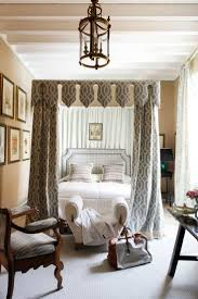 bedroom decoration antique canopy upholstered sets